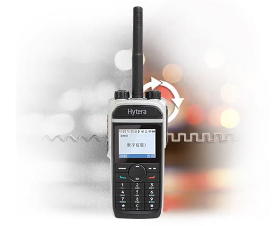 海能达PD680商业数字对讲机