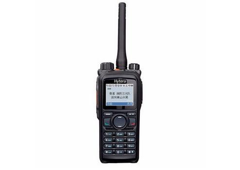 海能达PD780数字对讲机