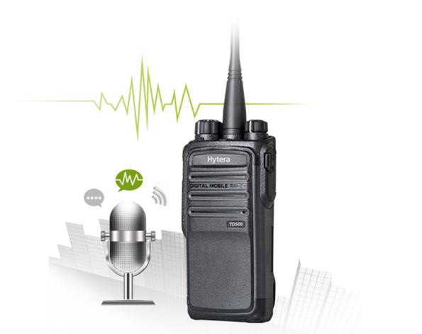 海能达TD500商业数字对讲机