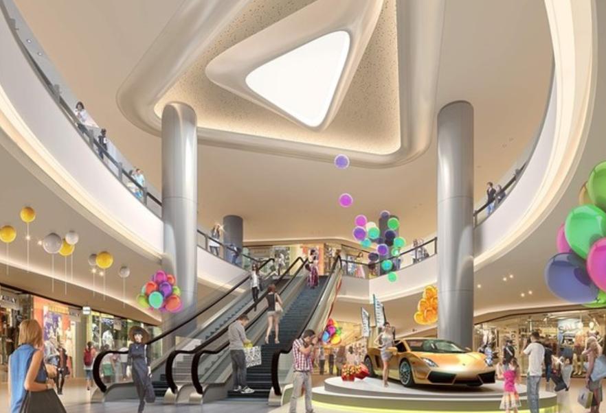 湖南长沙 | 国金街地下商业无线对讲系统信号全覆盖