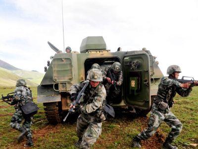 中国人民解放军某军区-专网通讯设备