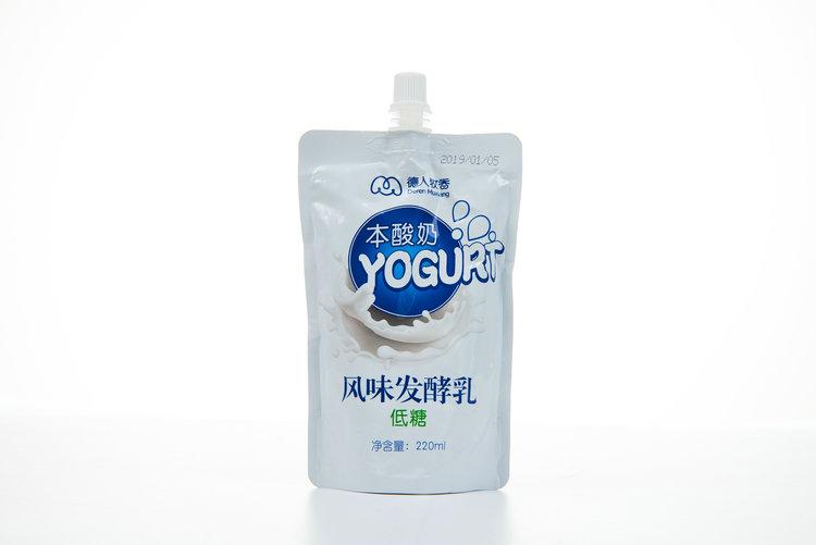 原态本酸奶