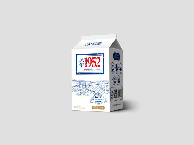 风华1952酸奶饮品