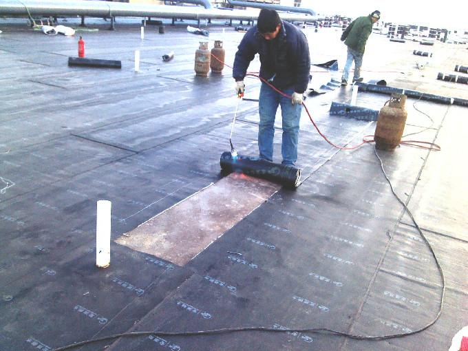 混凝土结构屋面防水解决方案