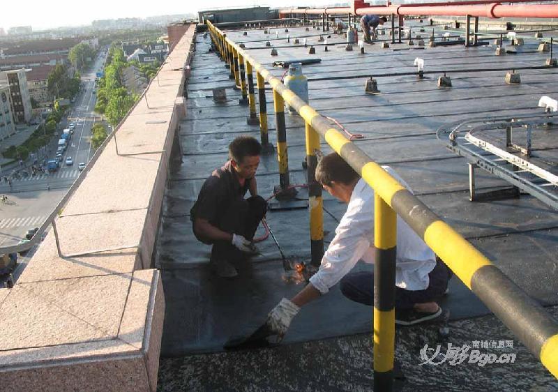 屋面维修防水施工