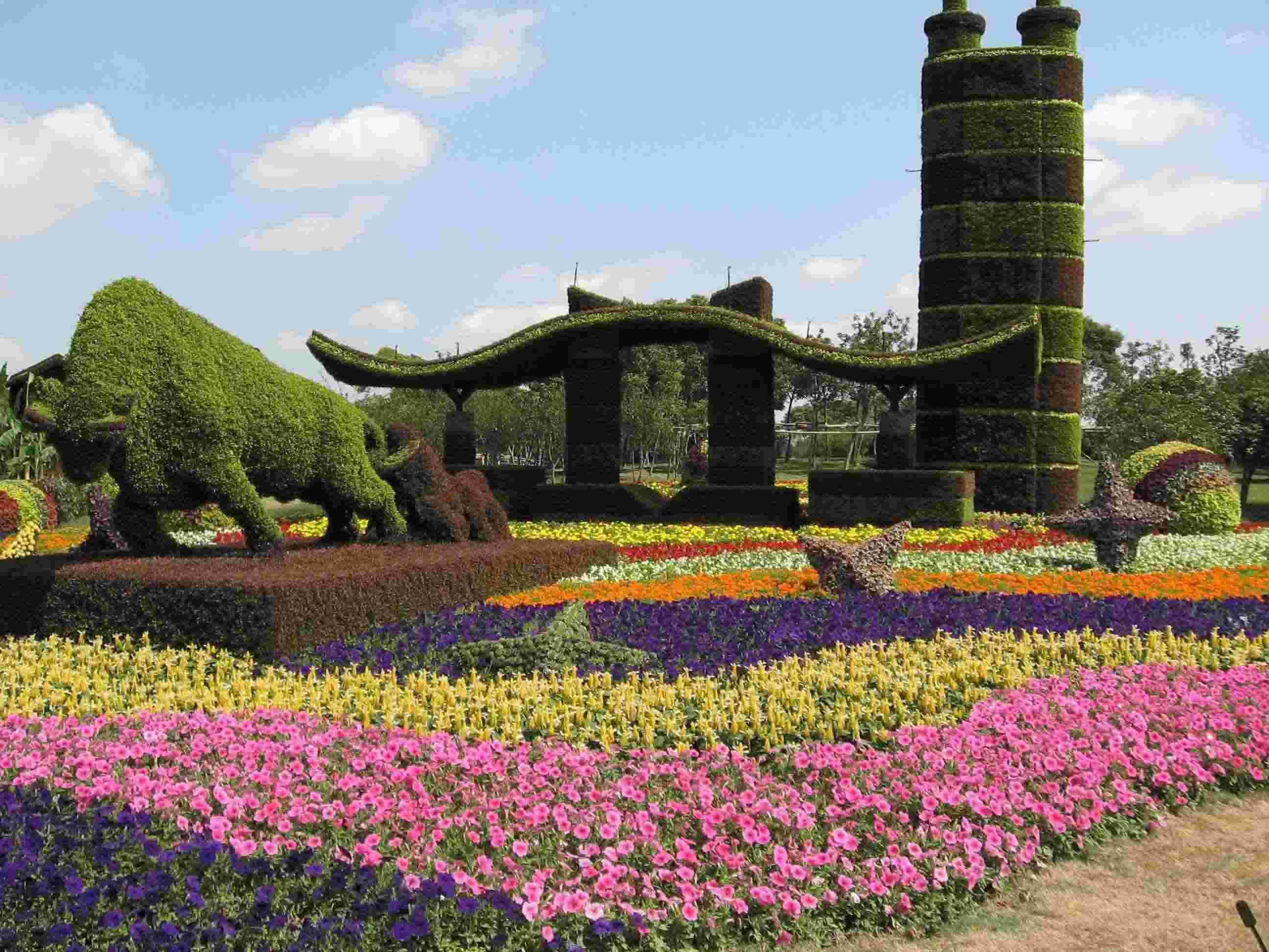 园林景观规划设计说明