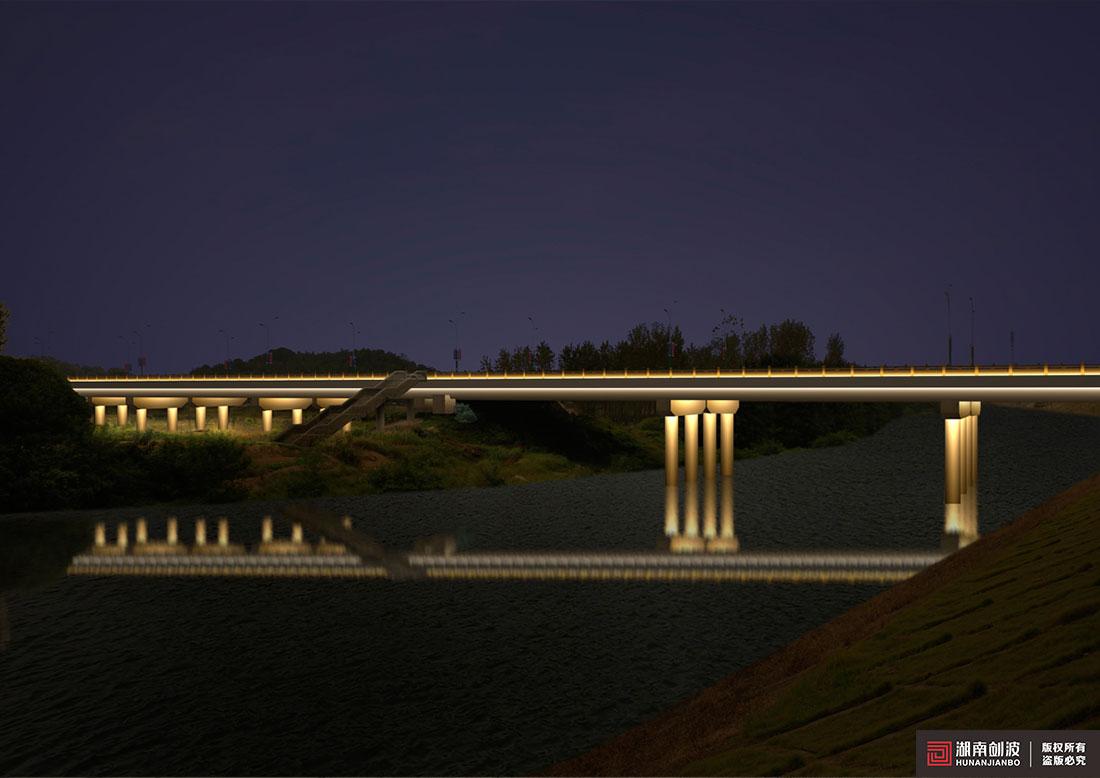 桃江县美人窝桥照明伟德国际英国1946