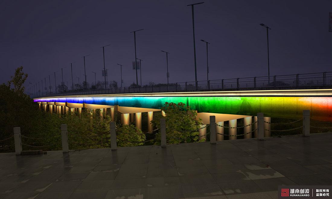 桃江县花苞洲大桥照明伟德国际英国1946
