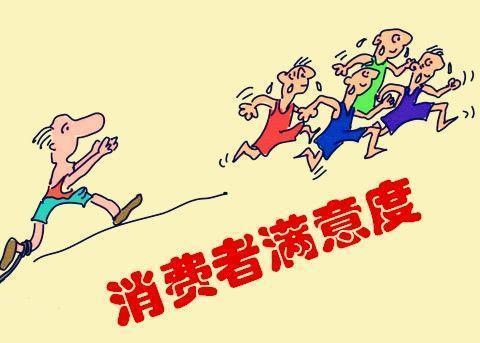 青岛市消费满意度情况调查