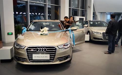 奥迪汽车金融消费者满意度调查