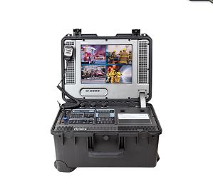 海能达TS-6800便携式应急指挥调度系统