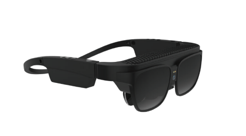 Hytera智能眼镜