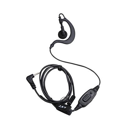 C型耳挂式耳机