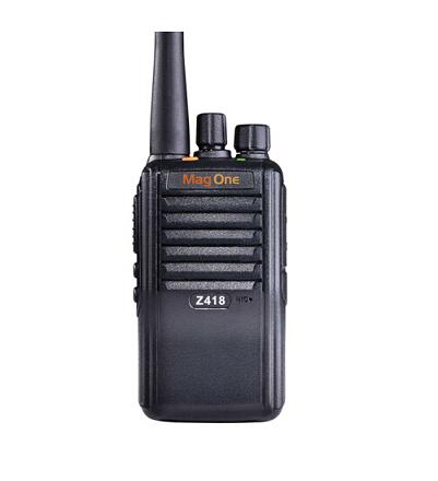 Z418数字对讲机